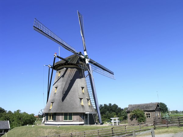 Dutch windmill: Dutch cliche ;-)