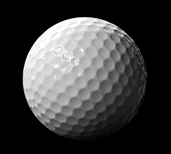 Golf Ball: No description
