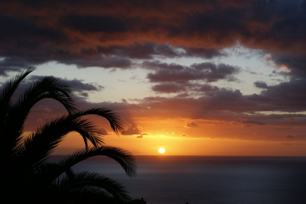 Sunset on Madeira 2: Sunset on Madeira