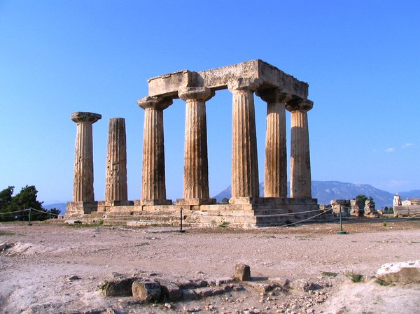 arheological grece 7: arheological sites in grece