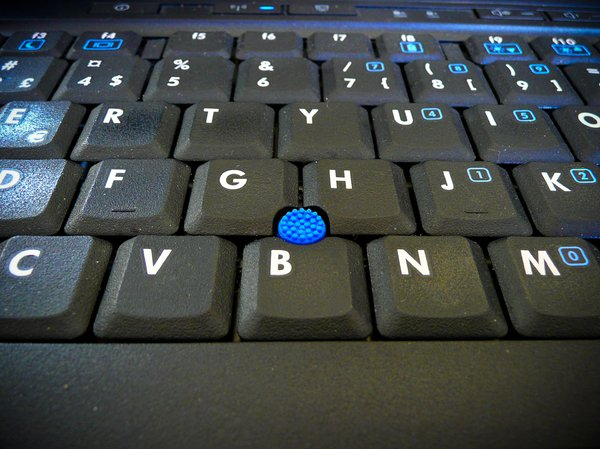 Keyboard and pointer: HP Laptop Keyboard