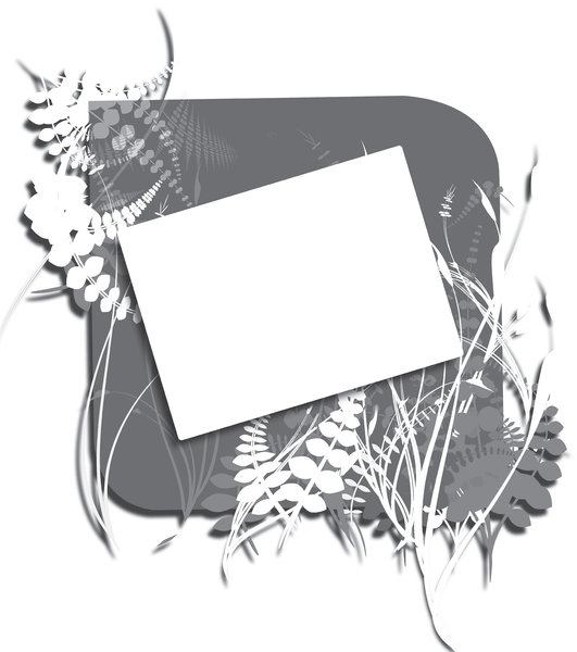 Foliage Text Space 5: A beautiful vector art where you can Insert your text in the empty space.Very high resolutionI have fixed the download errors.A comment shall be most appreciated :)