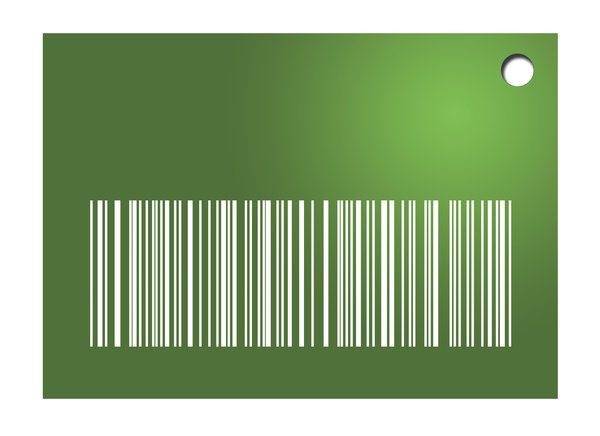 Barcode 4: A simple colour Barcode concept. Pretty neat huh ?