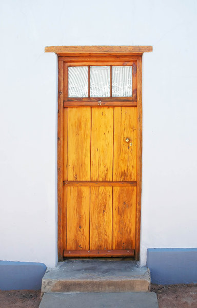 Olde Doors 3: Old style classic doors from the Karoo, South Africa.NB: Credit to read