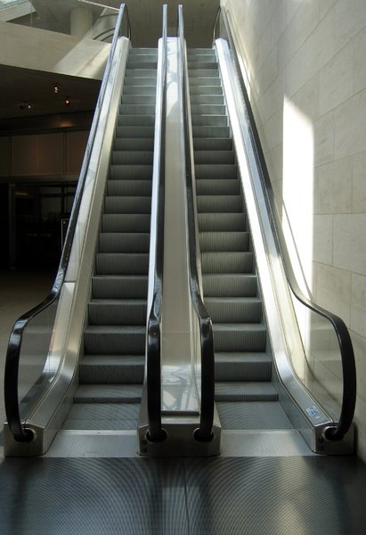 escalators: escalators