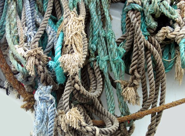 colourful ropes: colourful ropes
