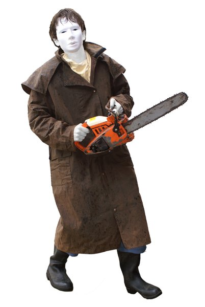Scary: Scary Chainsaw