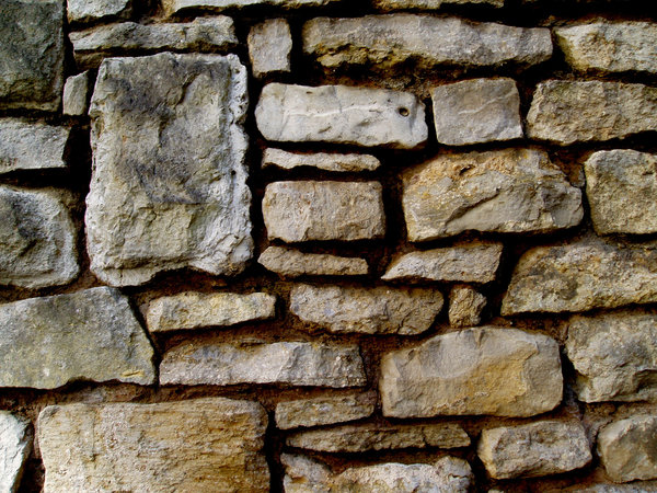 wall: a beautiful old stonewall