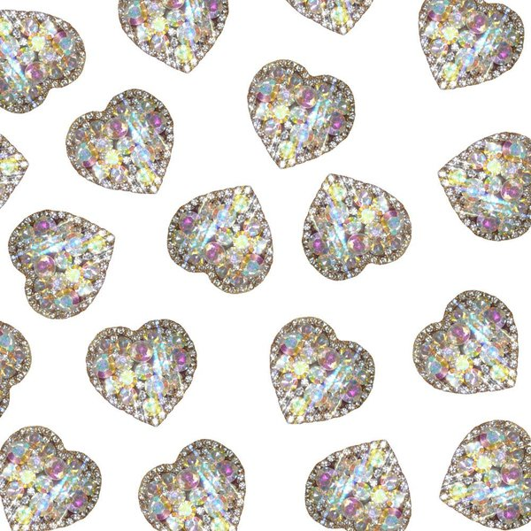 Diamond Hearts Background: visit my site ozaidesigns.com for more of my free illustrations!diamond hearts background pattern**If you are using my designs for online use, i don't want credit... but I would love to see how they are used! So send me a link!**