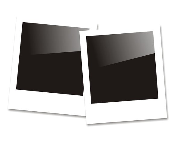 Blank Photo 2: You can put your own photo into the black area