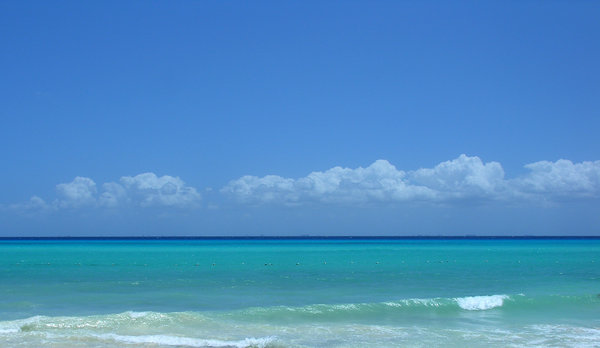 Beach Daze 2: I took these shots during a recent visit to Mexico, so calm and relaxing ... mmmm!