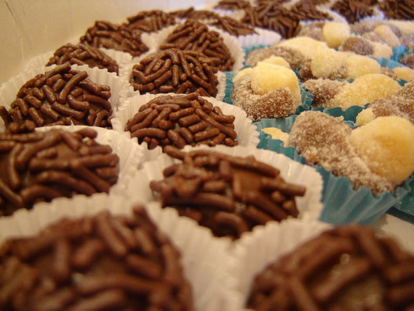 doces de festa / candy of part: Doce de festa