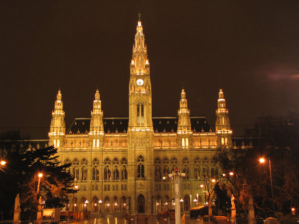 Vienna: Vienna City Hall