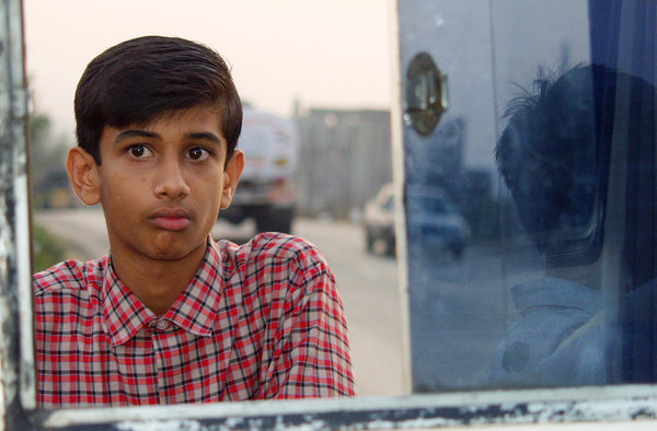 Indian boy: no description