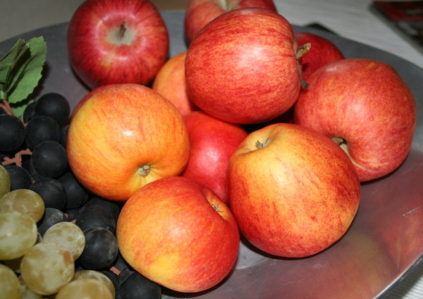 apples: and other fruits