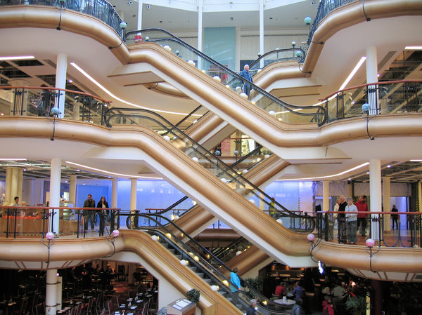 description of a busy shopping mall Essays from bookrags provide great ideas for shopping mall essays and paper topics like essay view this student essay about shopping mall.