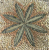 decorative stone star