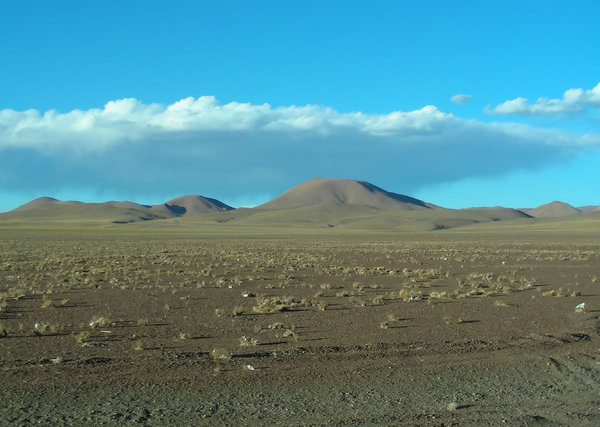 atacama desert: Chile, South America