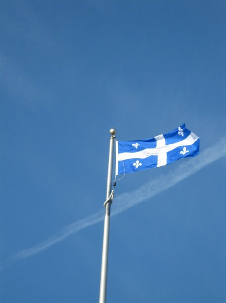 Flags: Quebec's flag