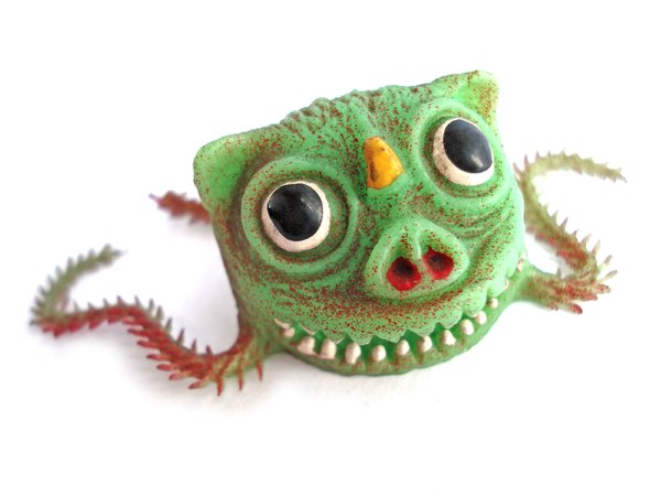 Creepy Creatures 2: Creepy creatures miniature toys