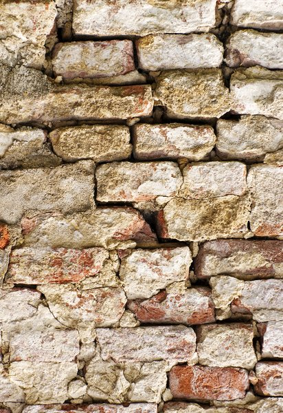 Stone texture 3: stone texture - cracked wall
