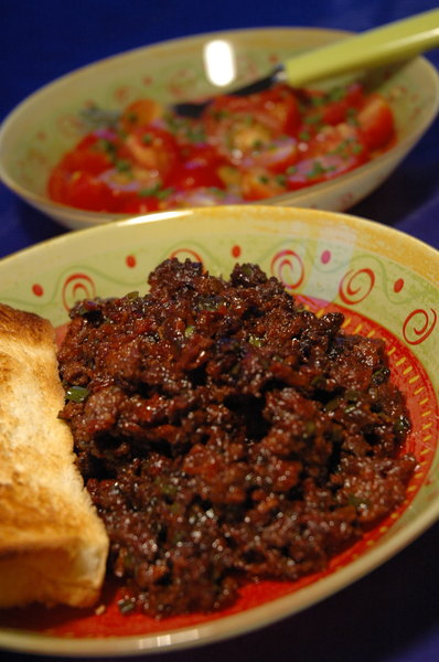 Chili Con Carne: My recipe of Chili Con Carne
