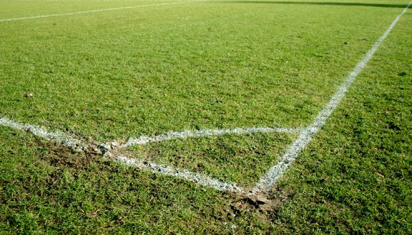 sunday football 1: corners of a football pitch