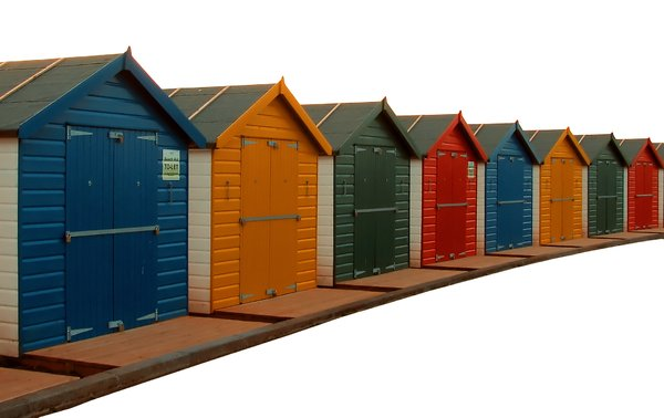 Hit the Hut: Beach Huts
