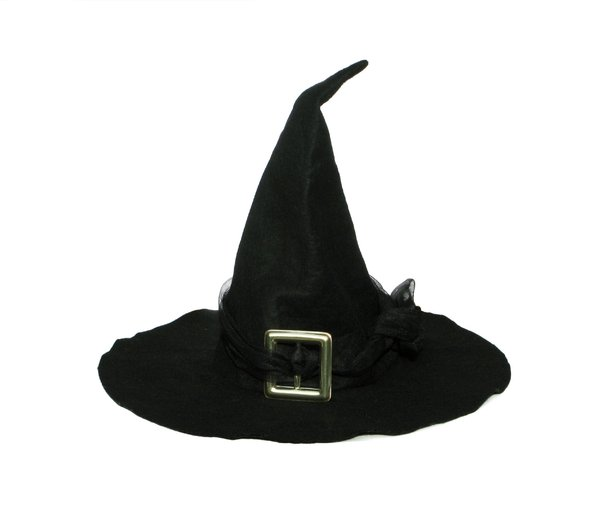 Witch's hat: none