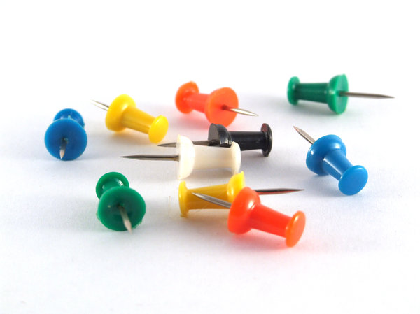 Push Pins: Push Pins