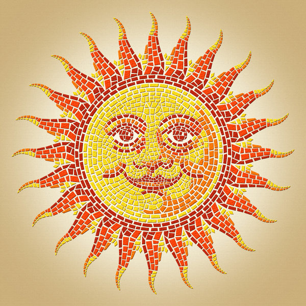Mosaic Sun: A computer generated mosaic sun.Please support my workby visiting the sites wheremy images can be purchased.Please search for 'Billy Alexander'in single quotes atwww.thinkstockphotos.comI also have some stuff atwww.dreamstime.com/Billyruth03_portfolio_pg1