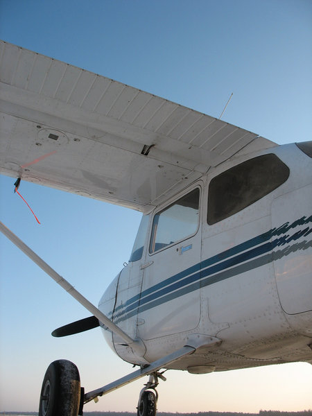 Cessna: Cessna airplane, Canon A610