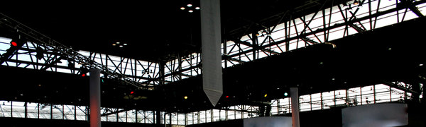 Industrial interior: Nice view, isin't it?