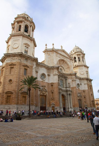 Cadiz 4: Cathedral of Cadiz