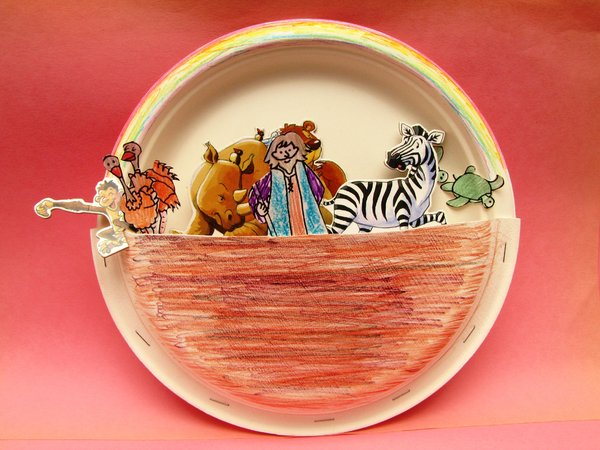 noah's ark: children craft