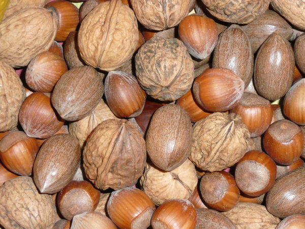 Nuts: Some kind of nuts