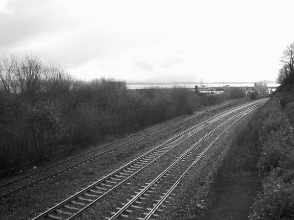 rail road: the burntisland rail line