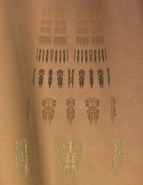 Indian cloth.: Native cloth.