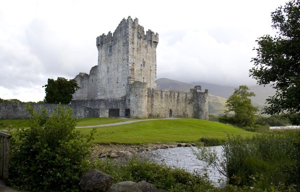 Ross Castle: Nice picture of ross castle killarney