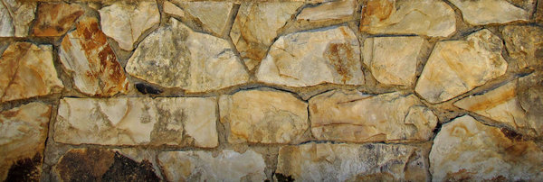 stonewalled: old historic stone wall