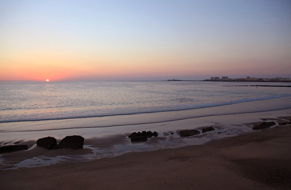 CSS 8/11: Cadiz sunset series