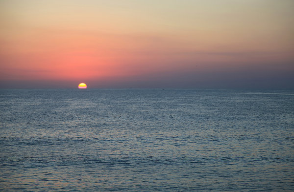 CSS 10/11: Cadiz sunset series