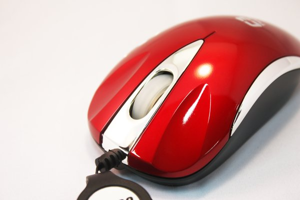 Red Mouse: A Mouse for Laptop