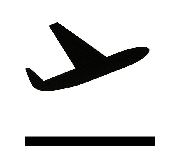 Airplane: Airplane sign