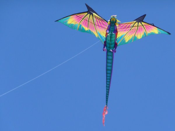 Dragon Kite: No description