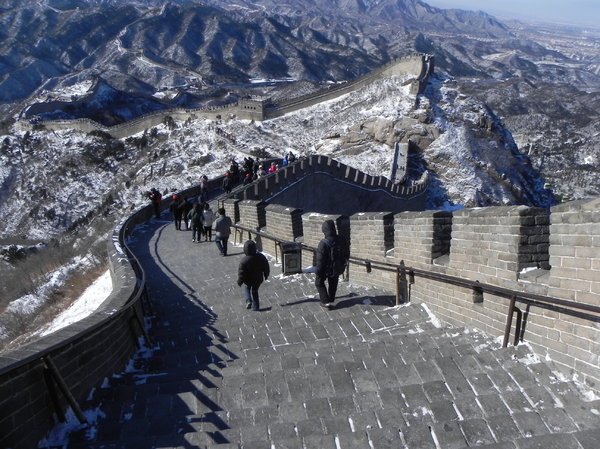 great wall of china: none