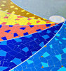 pavement mosaic