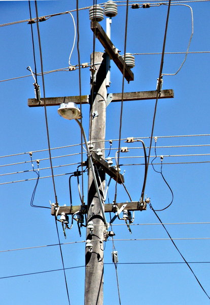 Electrical Power Poles : Free stock photos rgbstock images wired