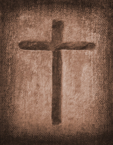 Grungy Cross 5: Variations on a grungy cross.