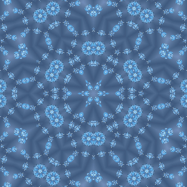 Total Abstract Squares: A square fractalised and then kaleidoscoped to create seamless tiles. Size down and then tile/ mosaic onto your desktop, wallpaper, website etc.